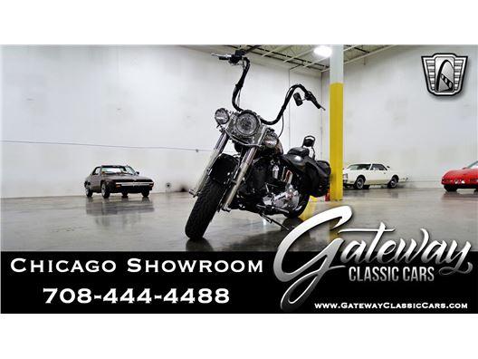1995 Harley-Davidson FLSTF for sale in Crete, Illinois 60417