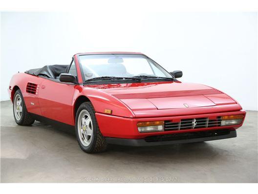 1989 Ferrari Mondial T for sale in Los Angeles, California 90063