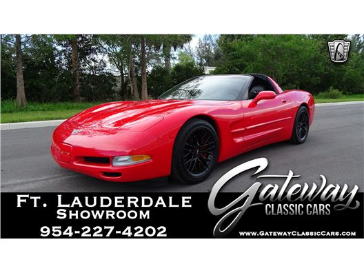 2003 Chevrolet Corvette for sale in Coral Springs, Florida 33065