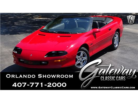 1997 Chevrolet Camaro for sale in Lake Mary, Florida 32746