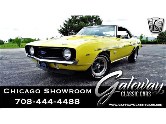 1969 Chevrolet Camaro for sale in Crete, Illinois 60417