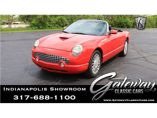 2005 Ford Thunderbird for sale in Indianapolis, Indiana 46268