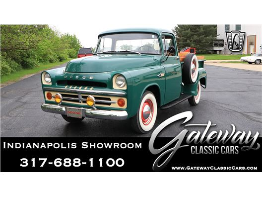 1957 Dodge D100 for sale in Indianapolis, Indiana 46268