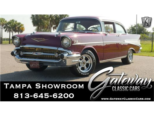 1957 Chevrolet 210 for sale in Ruskin, Florida 33570