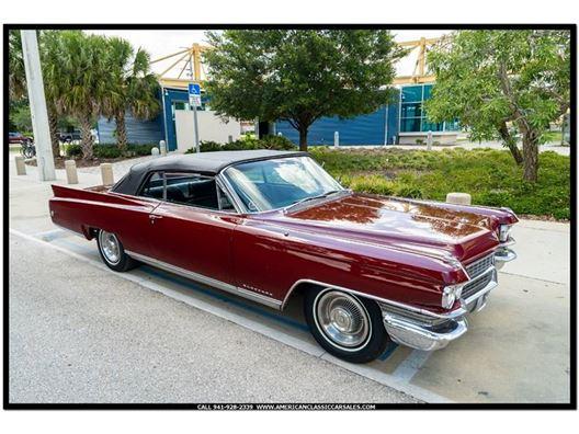 1963 Cadillac Eldorado for sale in Sarasota, Florida 34232