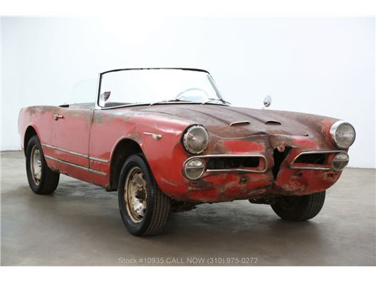 1960 Alfa Romeo 2000 for sale in Los Angeles, California 90063
