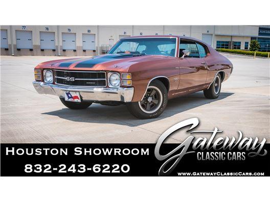 1971 Chevrolet Chevelle for sale in Houston, Texas 77090