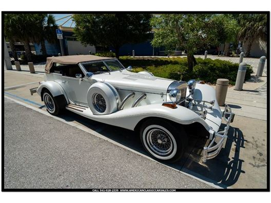 1981 Excalibur Phaeton for sale in Sarasota, Florida 34232