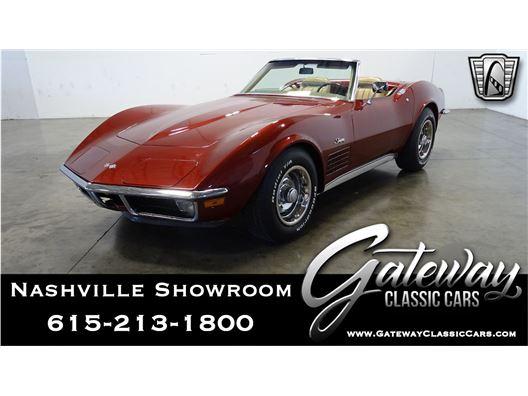 1971 Chevrolet Corvette for sale in La Vergne
