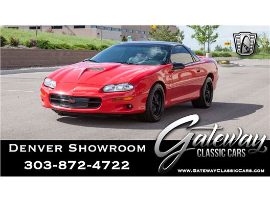 1999 Chevrolet Camaro for sale in Englewood, Colorado 80112