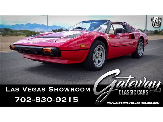 1983 Ferrari 308 for sale in Las Vegas, Nevada 89118