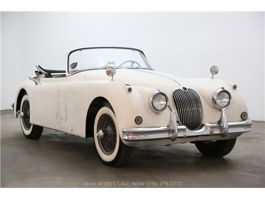 1958 Jaguar XK150 for sale in Los Angeles, California 90063