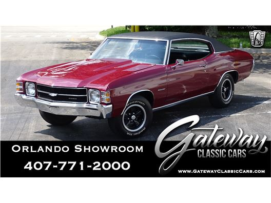 1971 Chevrolet Malibu for sale in Lake Mary, Florida 32746