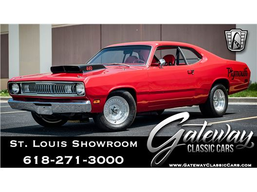 1971 Plymouth Duster for sale in OFallon, Illinois 62269
