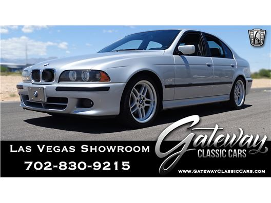 2003 BMW 540I for sale in Las Vegas, Nevada 89118
