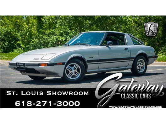 1982 Mazda RX7 for sale in OFallon, Illinois 62269