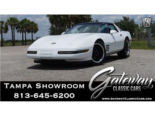 1994 Chevrolet Corvette for sale in Ruskin, Florida 33570
