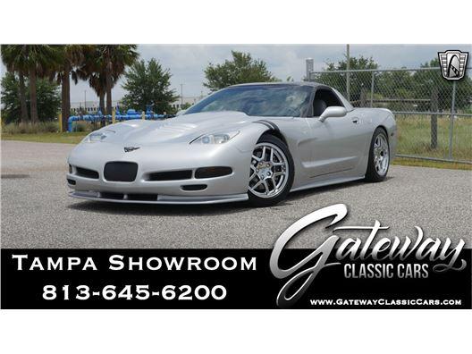 1997 Chevrolet Corvette for sale in Ruskin, Florida 33570