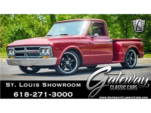1967 GMC C10 for sale in OFallon, Illinois 62269