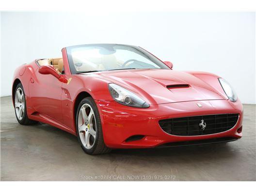 2010 Ferrari California for sale in Los Angeles, California 90063