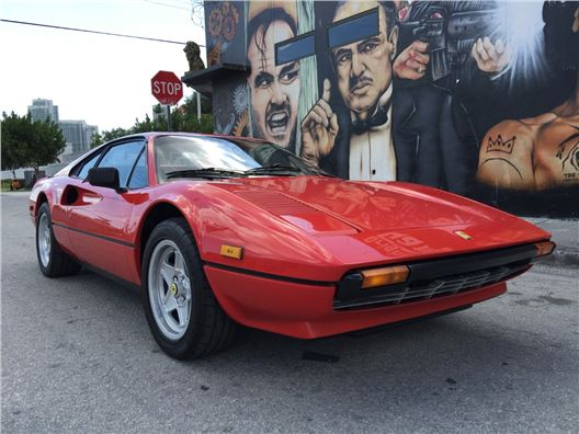 1981 Ferrari 308 GTBI for sale in Los Angeles, California 90063