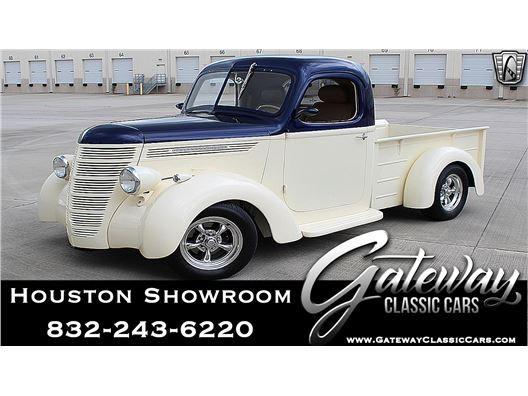 1940 International D2 for sale in Houston, Texas 77090