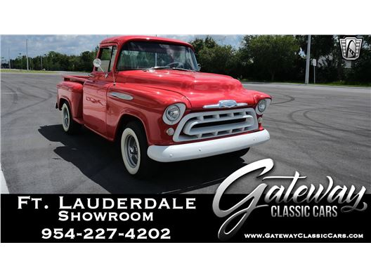1956 Chevrolet 3100 for sale in Coral Springs, Florida 33065