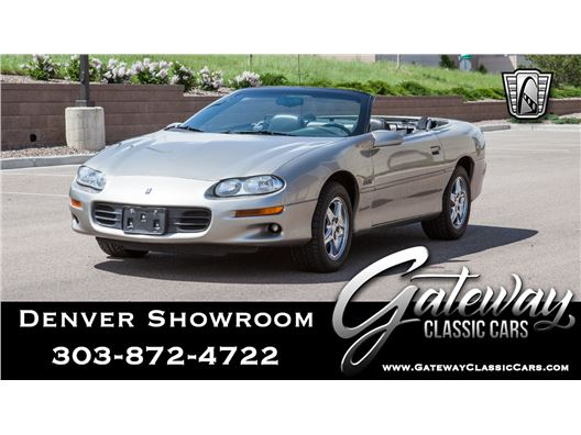 2000 Chevrolet Camaro for sale in Englewood, Colorado 80112