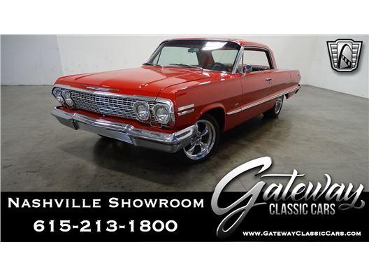 1963 Chevrolet Impala for sale in La Vergne