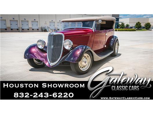 1934 Ford Phaeton for sale in Houston, Texas 77090