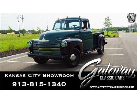 1949 Chevrolet 3600 for sale in Olathe, Kansas 66061