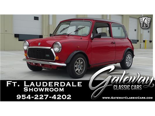 1986 Austin Mini for sale in Coral Springs, Florida 33065