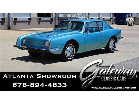 1964 Avanti Studebaker for sale in Alpharetta, Georgia 30005