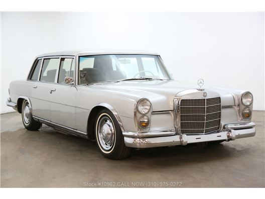 1967 Mercedes-Benz 600 Pullman LWB for sale in Los Angeles, California 90063