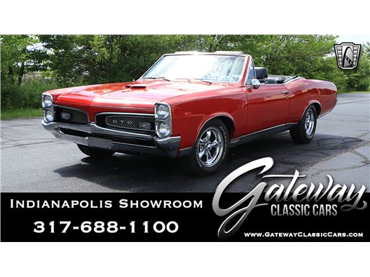 1967 Pontiac LeMans for sale in Indianapolis, Indiana 46268