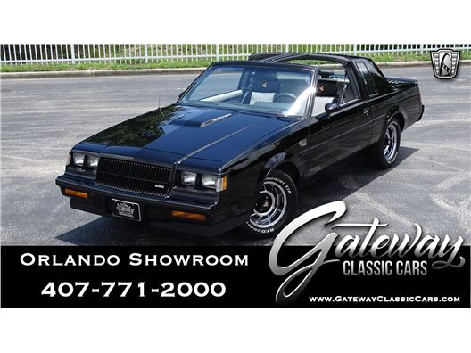 1987 Buick Grand National for sale in Lake Mary, Florida 32746