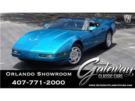 1996 Chevrolet Corvette for sale in Lake Mary, Florida 32746