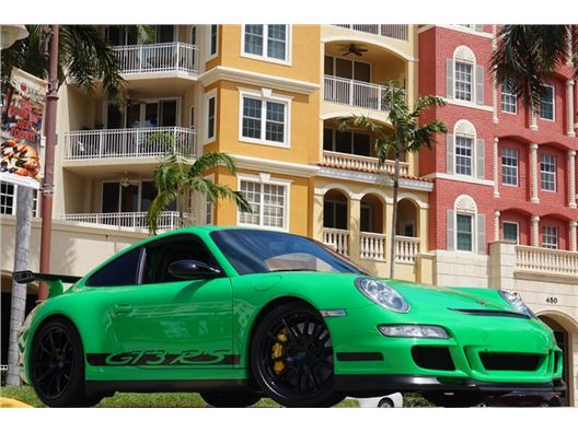 2008 Porsche 911 GT3 RS for sale in Naples, Florida 34104