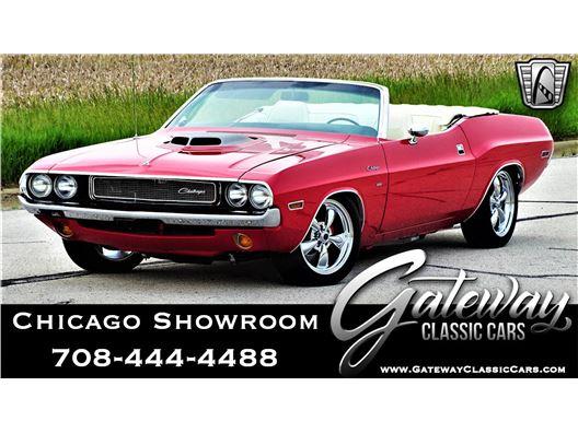1970 Dodge Challenger for sale in Crete, Illinois 60417