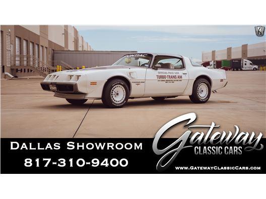 1980 Pontiac Firebird for sale in DFW Airport, Texas 76051