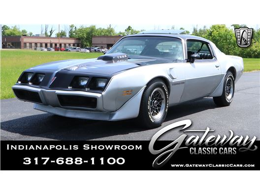1980 Pontiac Firebird for sale in Indianapolis, Indiana 46268