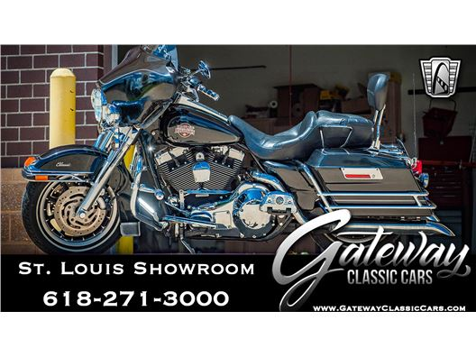 2004 Harley-Davidson FLHTCI for sale in OFallon, Illinois 62269