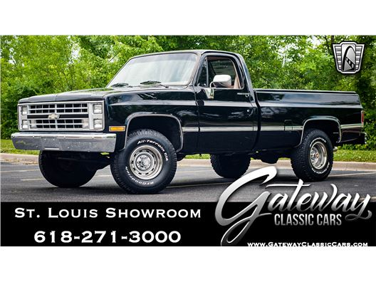 1987 Chevrolet K10 for sale in OFallon, Illinois 62269