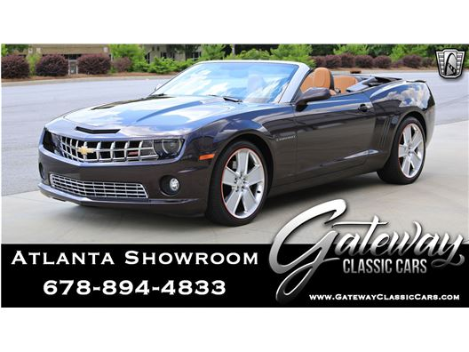 2011 Chevrolet Camaro for sale in Alpharetta, Georgia 30005
