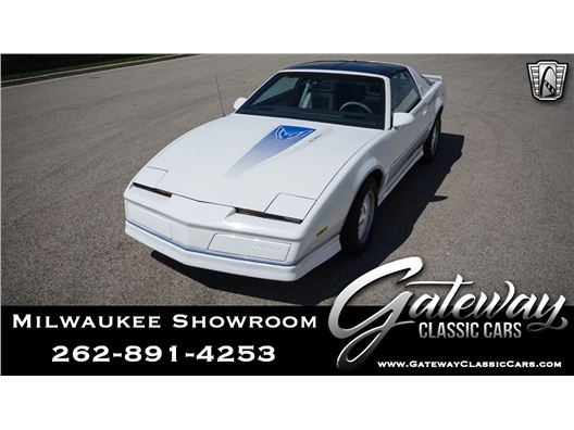 1984 Pontiac Firebird for sale in Kenosha, Wisconsin 53144