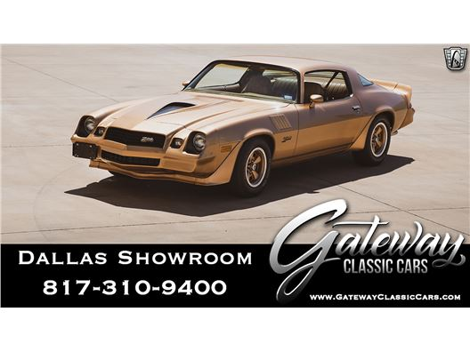 1978 Chevrolet Camaro for sale in DFW Airport, Texas 76051