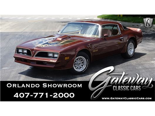 1978 Pontiac Trans Am for sale in Lake Mary, Florida 32746