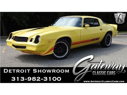 1979 Chevrolet Camaro for sale in Dearborn, Michigan 48120