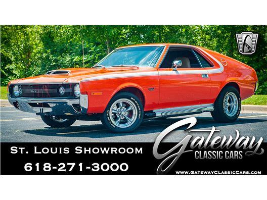 1970 AMC AMX for sale in OFallon, Illinois 62269