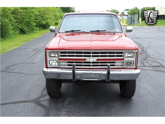 1985 Chevrolet K10 for sale in Indianapolis, Indiana 46268